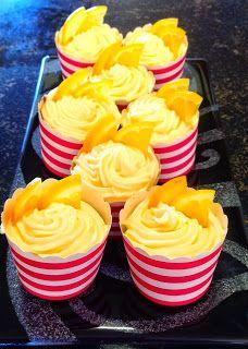 Limoncello Cupcakes!