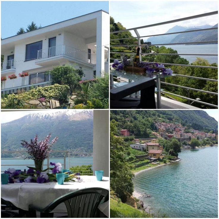 Unser Airbnb Appartement Tipp für Familien direkt am verwunschenen Comer See | Pinspiration