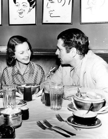 laurence olivier and vivien Love among the stars list | Dear Mr. Gable – {The Brown Derby Restaurant} Part 1: The History