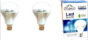 Experience a new realm of lighting by using energy efficient and eco-friendly Dolphin 9w LED Bulb. Order online for Dolphin 9w LED Bulb and get great deals on ebay.in with fast delivery time and easy payment options.