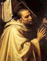 St Bernard on humility