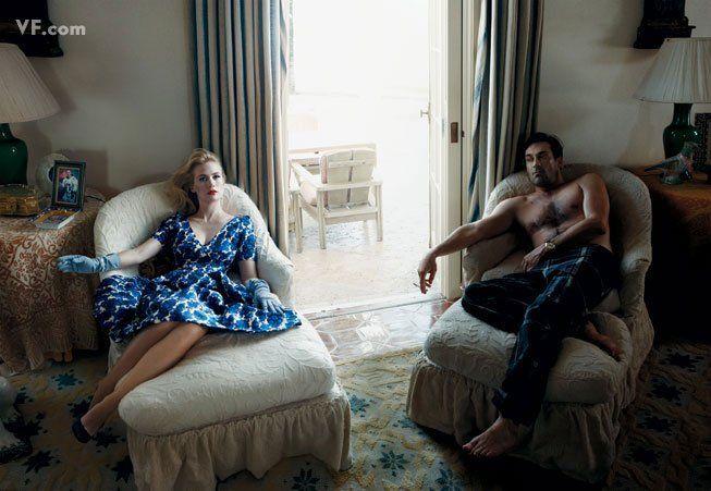 Mad Men: Annie Leibovitz   Iconology