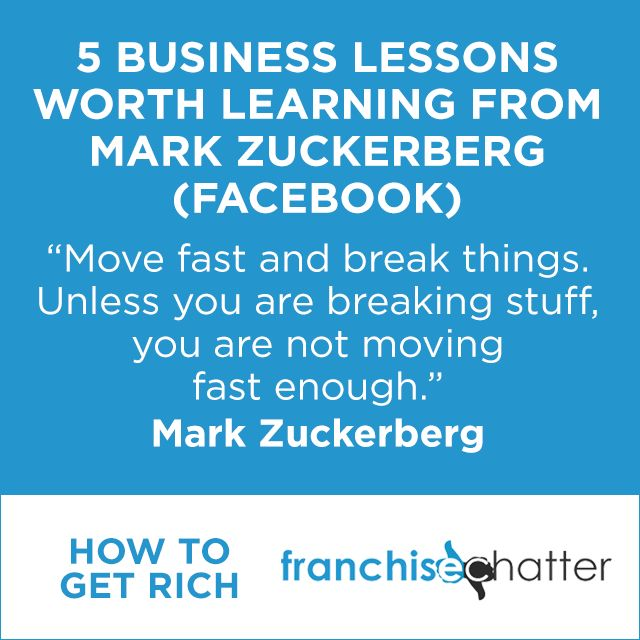 5 Business Lessons Worth Learning from Mark Zuckerberg (Facebook)