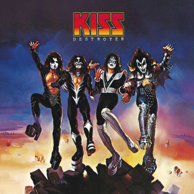 Detroit Rock City, a song by KISS on Spotify