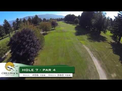 Chilliwack Golf Club - Chilliwack BC – Course Tour