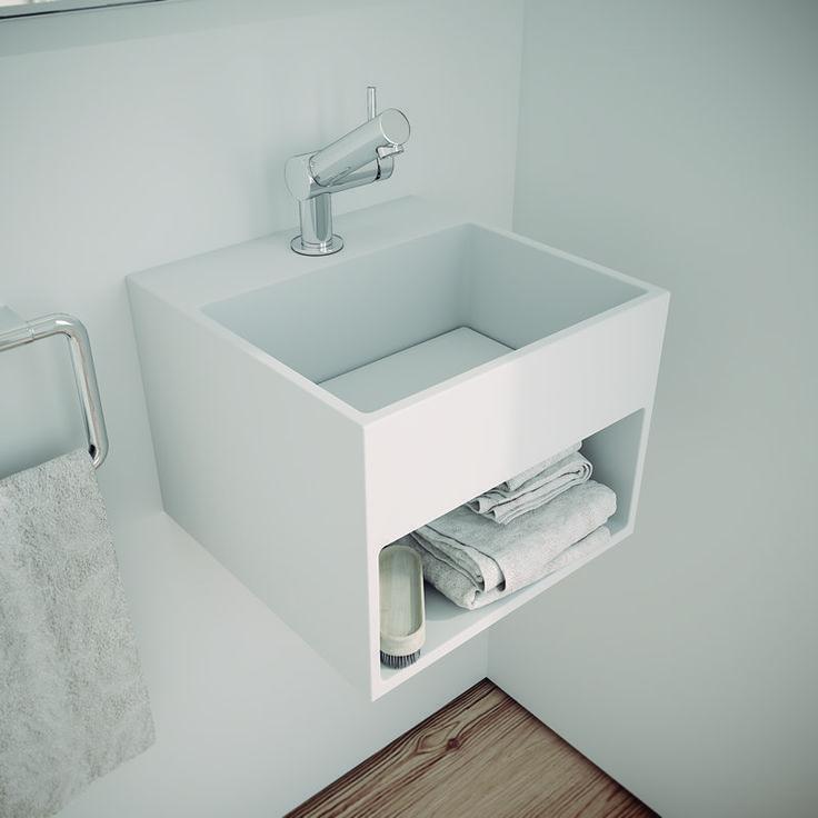 38 besten badm bel inspirationen bilder auf pinterest badezimmer projekte und stauraum. Black Bedroom Furniture Sets. Home Design Ideas