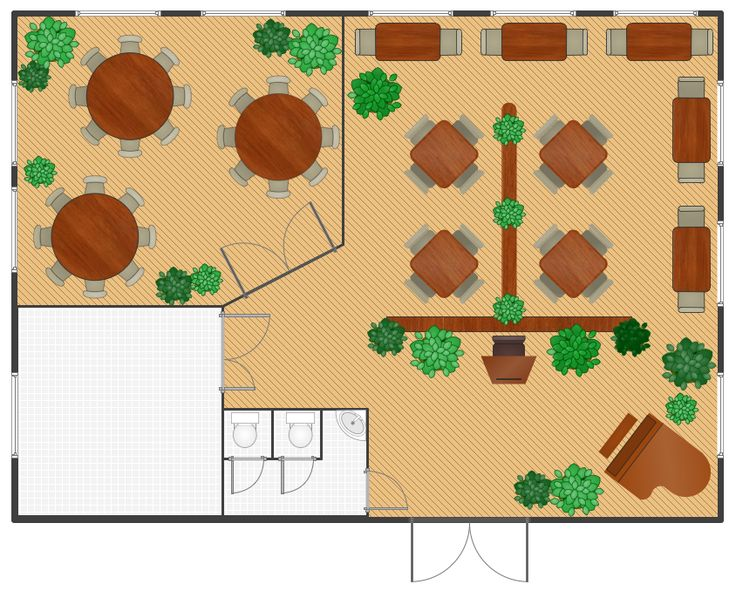 builder house plans restaurant floor plan 裝潢 restaurant plan 10832