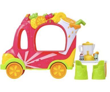 **HOT** Shopkins Shoppies Juice Truck ONLY $6.85 (Originally $25!) on Amazon!