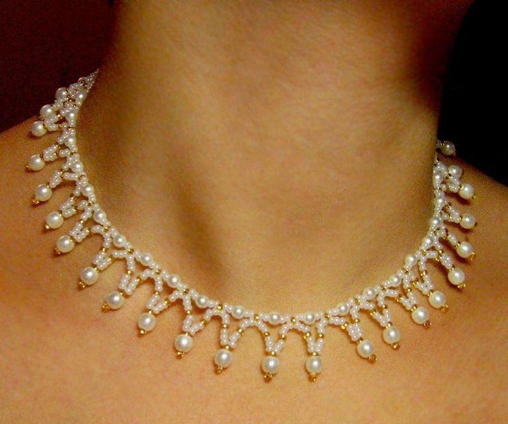 Patrón Gratis para Tenderness collar