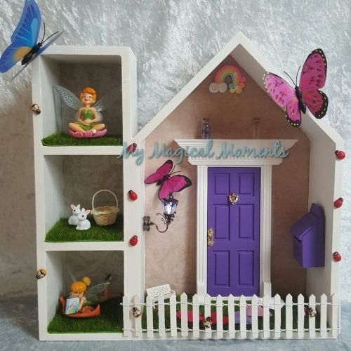 Kmart Fairy / Elf House Hack - My Magical Moments