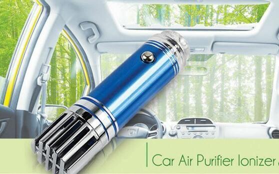 Стайлинга автомобилей 12 В Авто Автомобиля Свежего Воздуха Очиститель Кислородный Бар Ионизатор новейшие Воздуха Озонатор Ионизатор Автомобильный Освежитель Воздуха Для Автомобиля И Дома