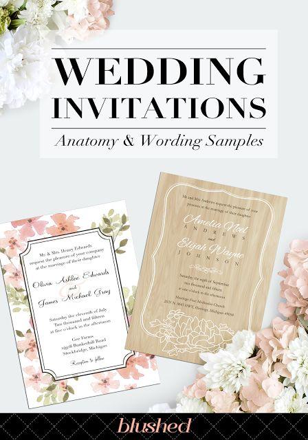Best 25 invitation wording ideas on pinterest wedding for Wedding invitation stuffing etiquette