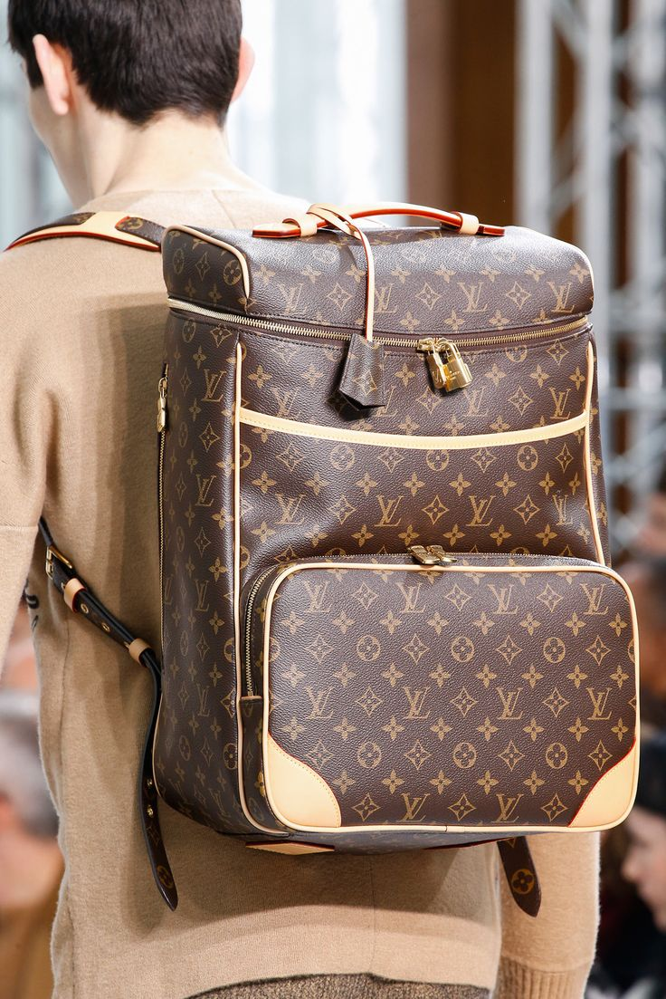 Louis Vuitton Automne 2015 Menswear - Collection - Galerie - Style.com
