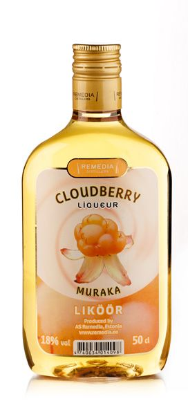 "Lakka or Lakkalikööri is a liqueur produced in Finland which derives its flavor from the cloudberry fruit. The word ""Lakka"" means cloudberry in Finnish."