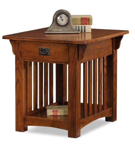 End table plans mission style woodworking projects plans for Mission style end table plans