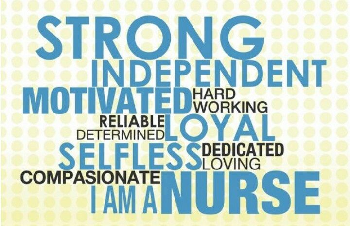 motivation for becoming a nurse Inspirational speeches any nurse can you will find resources for inspiration and motivation to keep you empathy and the real meaning of being a nurse.