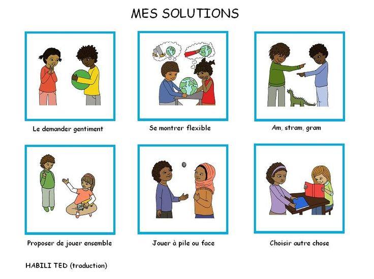 Résolution de problèmes- Mes solutions 2
