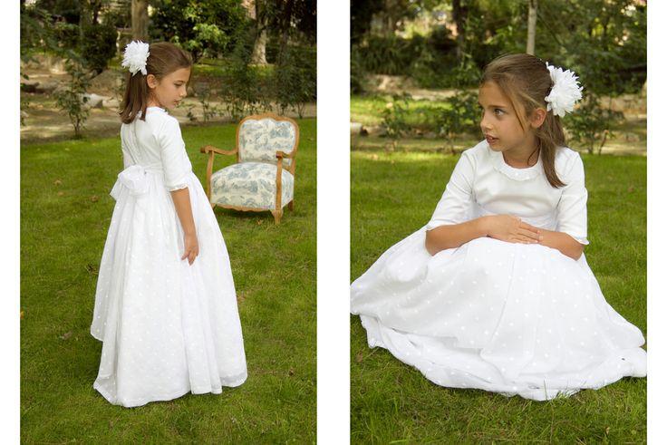 Modelo Topos | Un vestido para ti