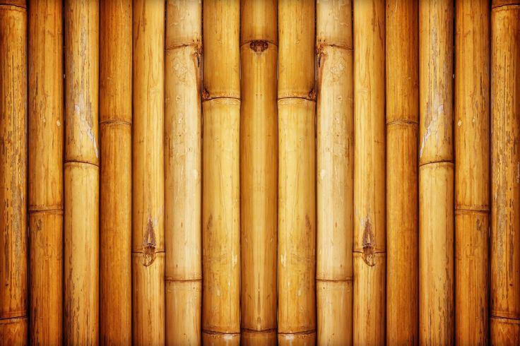 Tekstura, Bambus