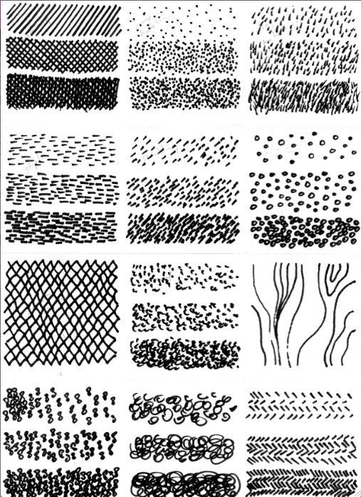 line drawing | techniques we could use in our line drawing for example cross hatching ...