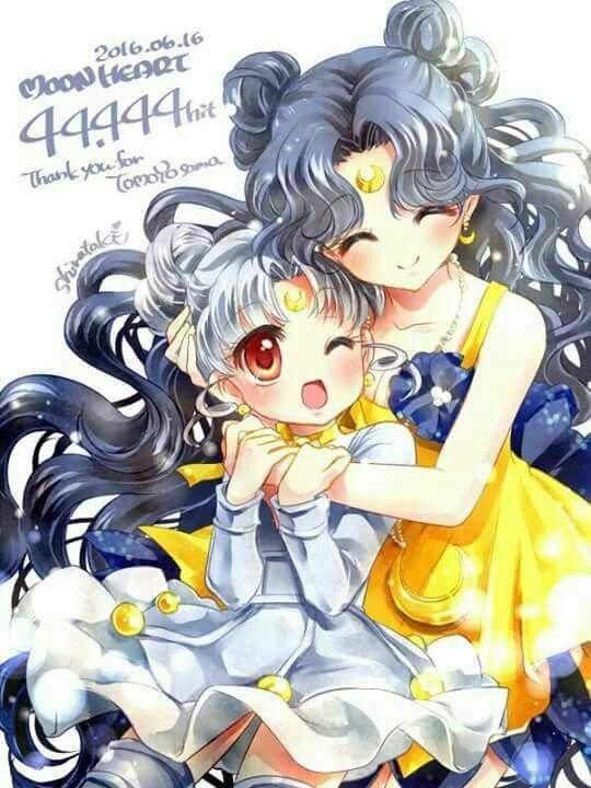 Luna E Diana Sailor Moon Luna Sailor Moon Character