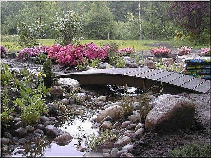 Kerti híd - Áldór kft kerti fa termékek