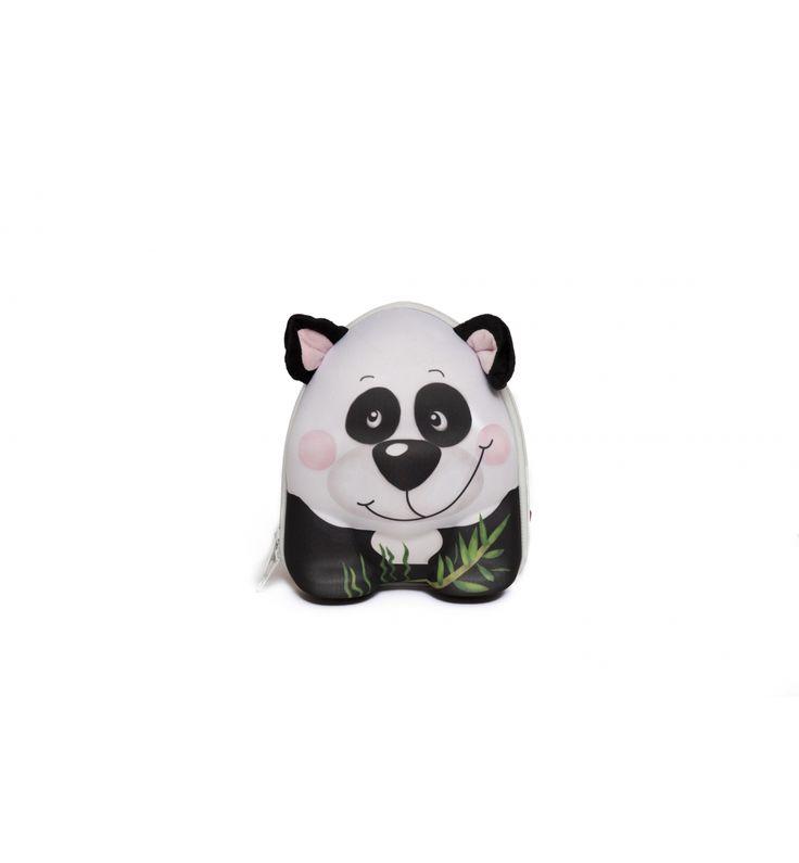 Wildpack Backpack Panda2 #baby #children #shop  Okiadog Wildpack Rp 249.000. Backpack Panda adalah backpack stylish untuk anak usia 2-4 tahun yang didesain unik dan water resistant dalam fun 3D Panda character dengan adorable face, plush ears, dan adjustable shoulder straps, serta dilengkapi interior write-on name tag dan interior mesh pocket untuk membawa pakaian perlengkapan si kecil saat bepergian.   Message us to order