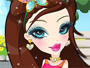 Free Online Girl Games, Create your own Bratz doll as you find the perfect outfit for her to wear!  In Cute Bratz Doll, you'll get to choose the hairstyle, accessories, shoes, and clothes that the doll will wear!, #bratz #doll #dressup #girl