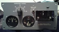 1953 aircraft manual temperature control box