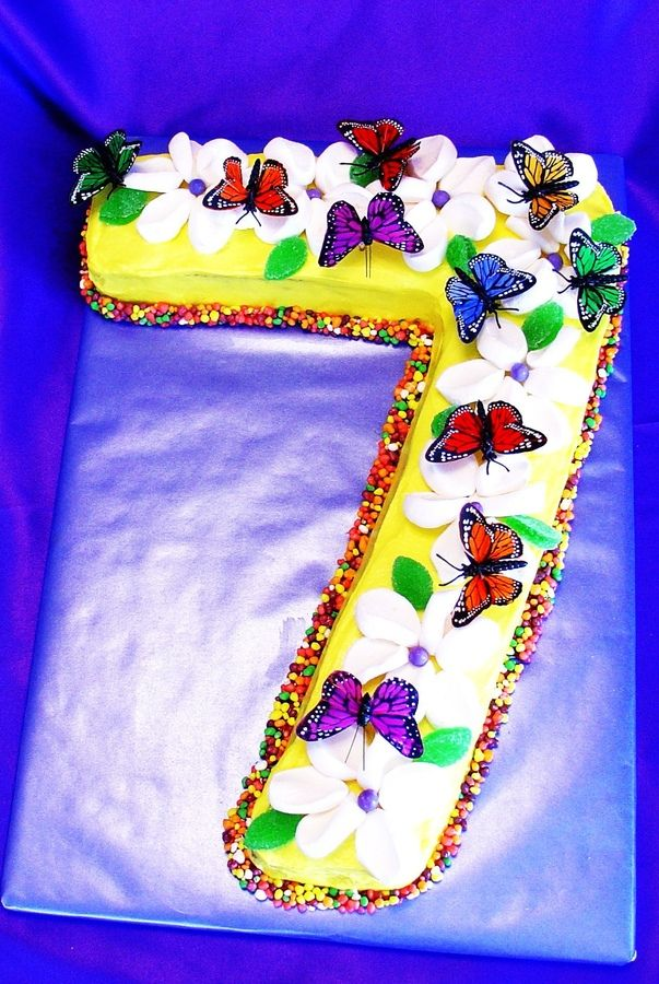 Birthday Cake Ideas Girl 7 : 17 Best images about Projects to Try on Pinterest Fire ...