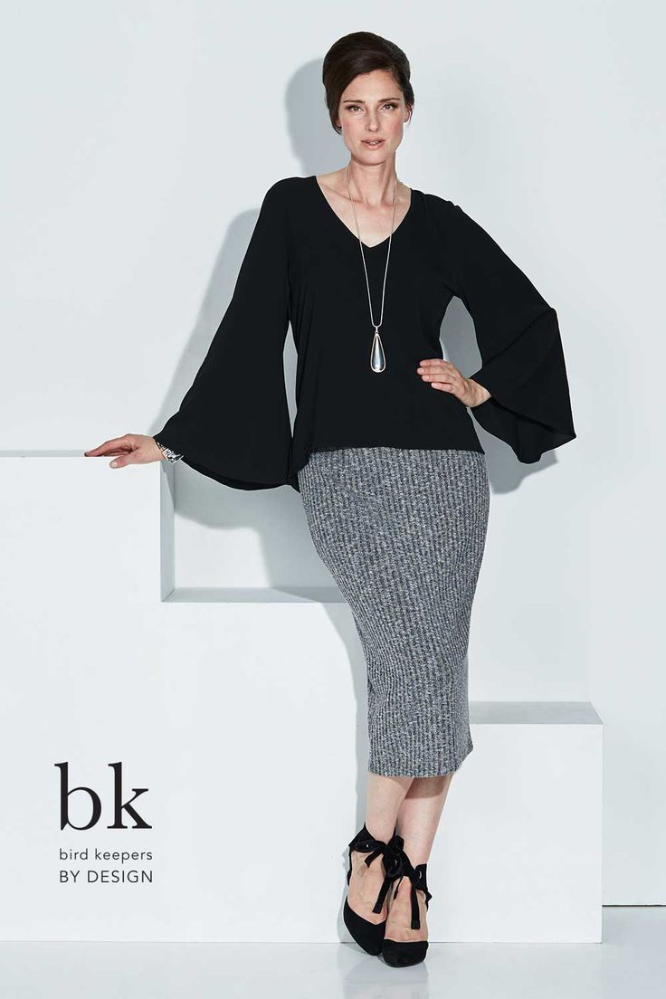 BIRD KEEPERS BY DESIGN - The Cross Back Blouse