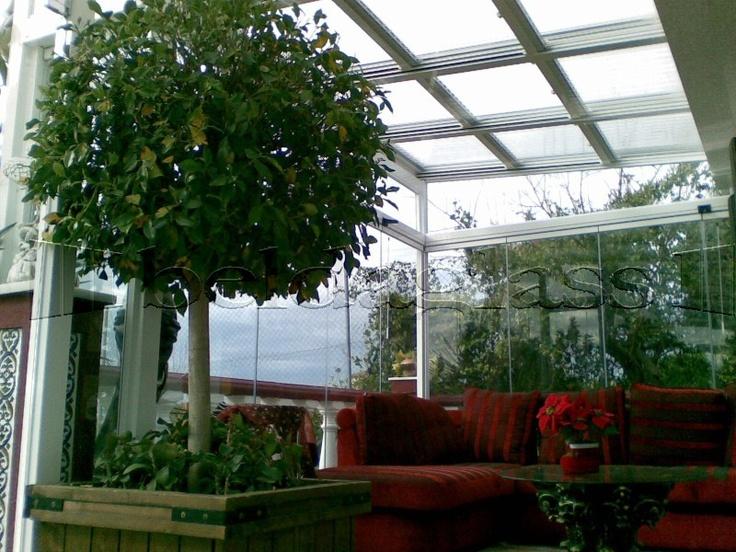 8 best techos para terrazas images on pinterest sunroom blinds and crystals - Techos moviles para terrazas ...