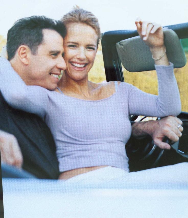 John Travolta & Kelly Preston married since 1991
