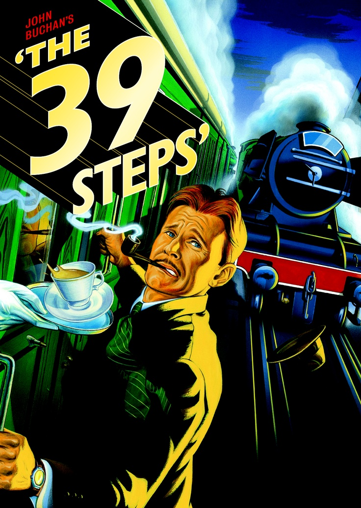 The 39 Steps: Practical Activity Pack for GCSE Drama