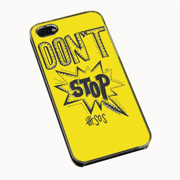 5 seconds of summer 5 sos Design iPhone 4(S) 5(S) 5C Cases