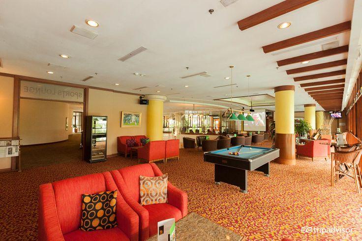 Sport Lounge, Holiday Inn Resort Batam
