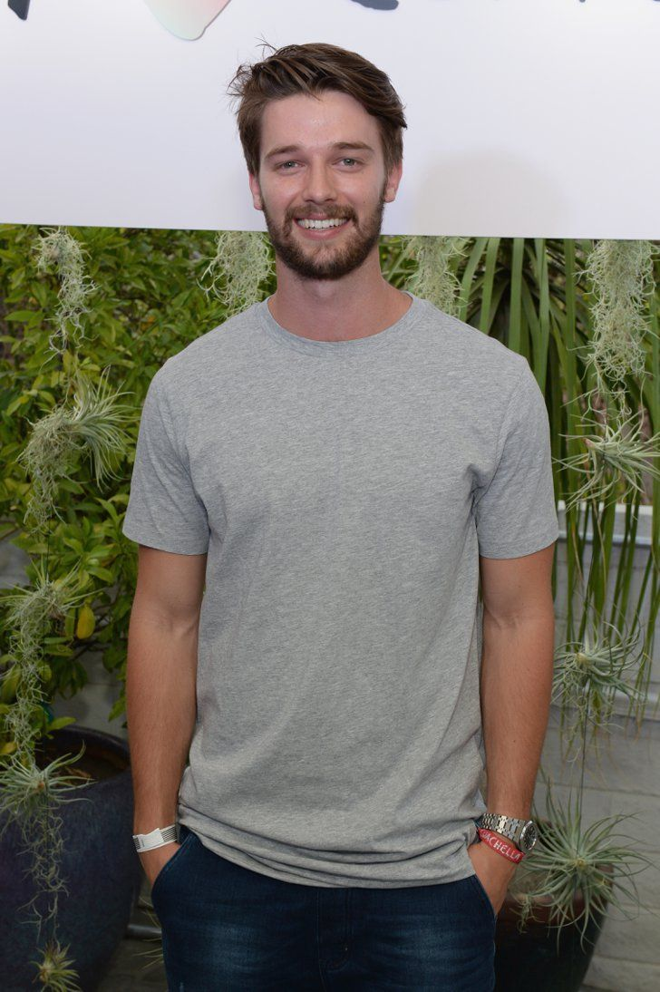 Pin for Later: Coachella or Bust: Celebrities Go All Out For Festival Fun Patrick Schwarzenegger