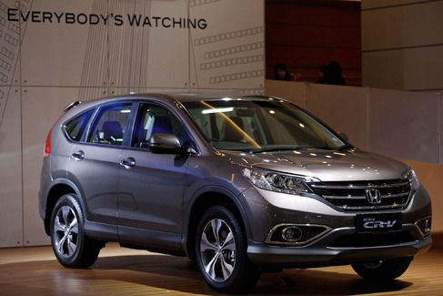 Honda Recalls 2016 CR-Vs on New Exploding Takata Air-Bag Defect. #Recall #Alert