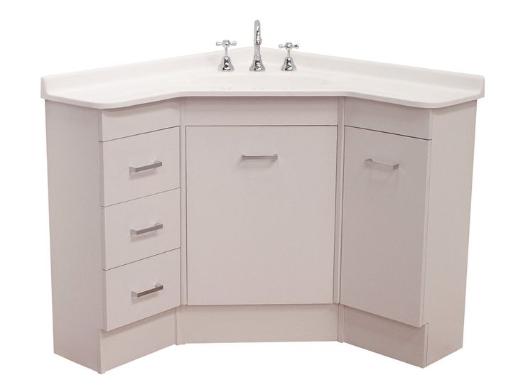 could work in the bathroom it would give more space corner caesarstone top vanity bathrooms pinterest vanities corner bathroom vanity and corner