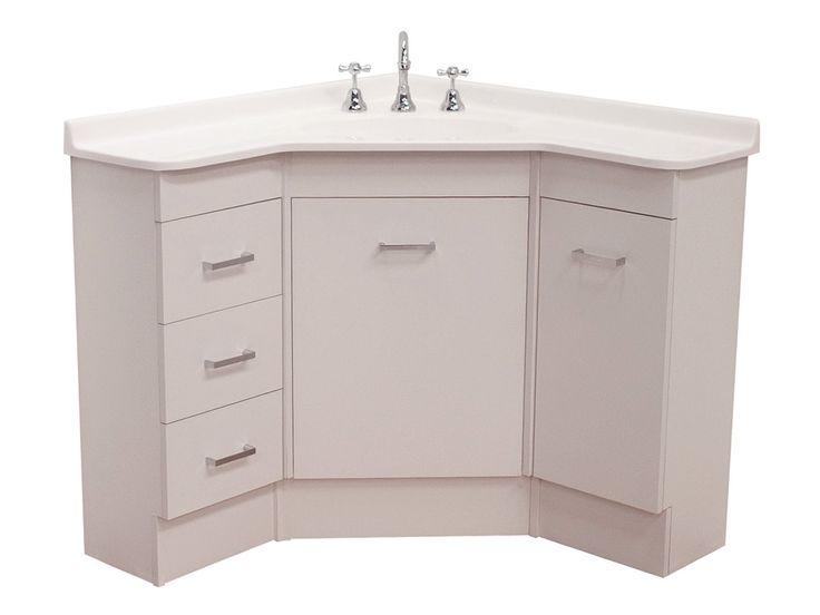 Corner Bathroom Vanity Unit Home Design Ideas More