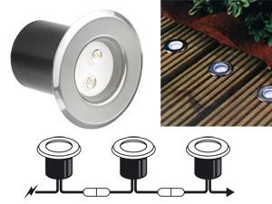 LED-Einbauleuchten-Set   LED-Einbauleuchten-Set