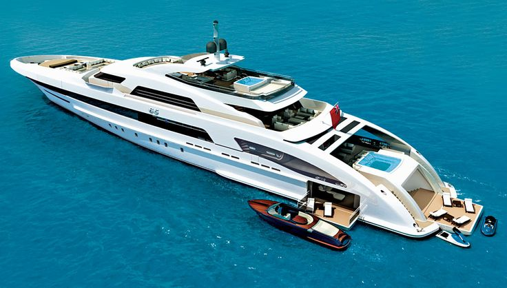 Heesen Yachts' 213-foot, all-aluminum Project Omnia, scheduled for delivery in…