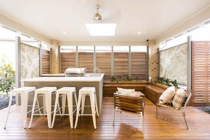 Omeo Alfresco - Simonds Homes #interiordesign #alfresco