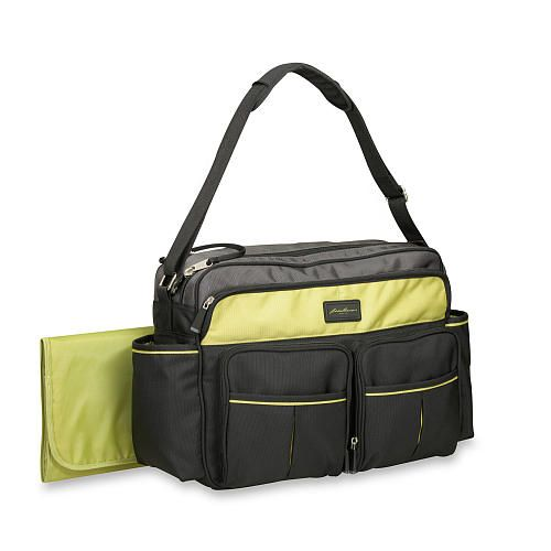 "Eddie Bauer Harrington Diaper Bag - Eddie Bauer - Babies ""R"" Us"
