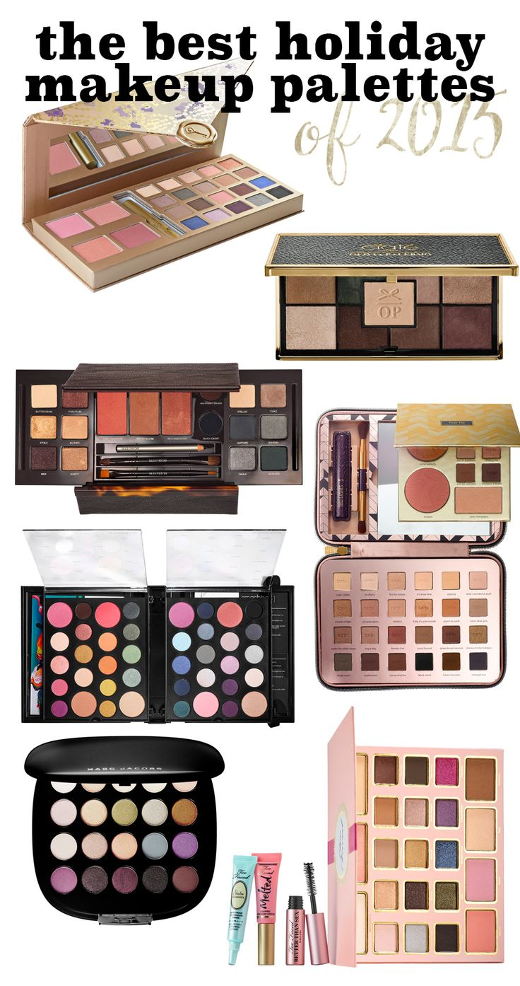 Holiday Makeup Palettes Splurge Yourself Eye