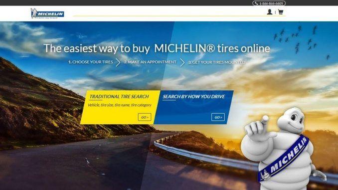 Michelin begins Online Tyre Sales - Behind the Wheel
