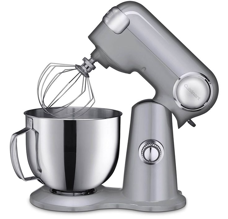 We are reviewing theCuisinart Precision Master SM-50 Stand Mixer - after 12 hours of testing by kneadingbread dough, whipping egg whites, and making fresh pasta with theattachment, here our both PROs and CONs of the mixer. Cuisinart Precision Master SM-50 Stand Mixer Review  The Cuisinart Stand Mixer is a 5.5 quart, 500-watt machine with 12 speed  . . .