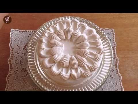 Bolos decorados em 1 minuto - Bico Concha 6B da Wilton - YouTube