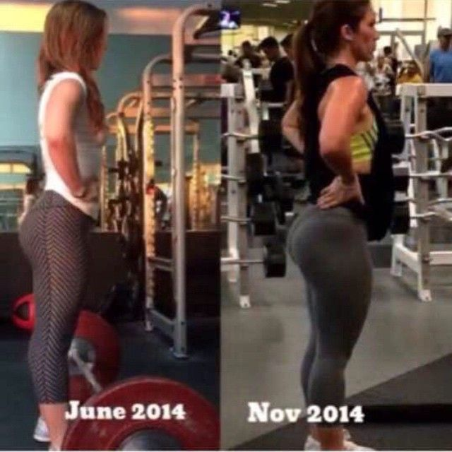 Glutes exercises for bigger glutes