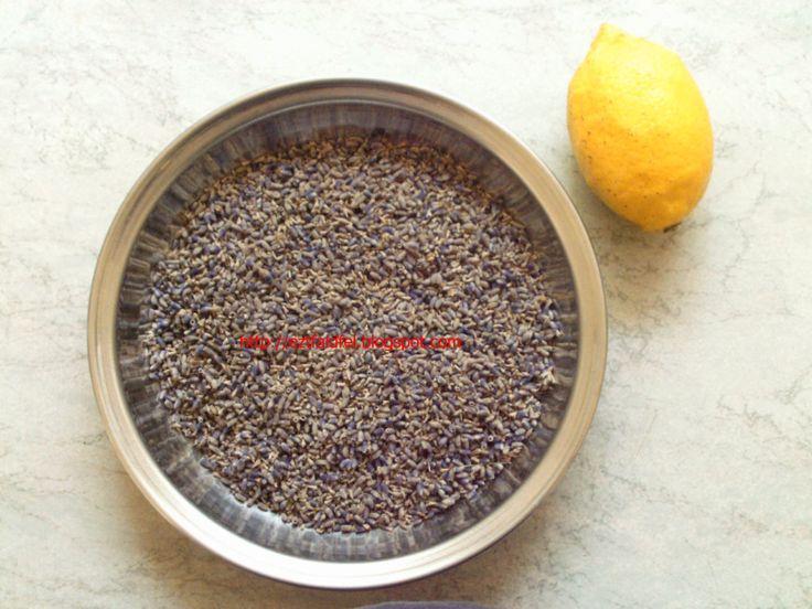Ezt fald fel!: Levendulaszirup tartósítószer nélkül - levendulaszörp